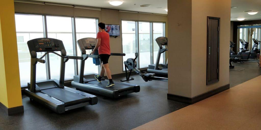 Hampton By Hilton Dubai Airport Fitness 2