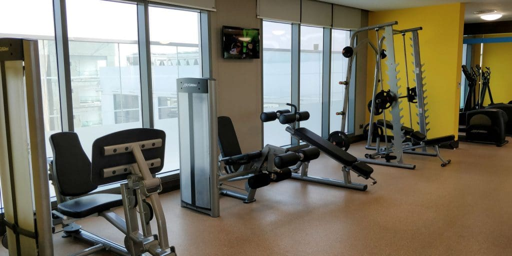 Hampton By Hilton Dubai Airport Fitness 5