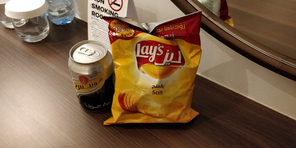 Hampton By Hilton Dubai Airport Snack