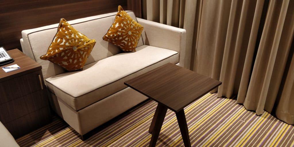 Hampton By Hilton Dubai Airport Zimmer 2