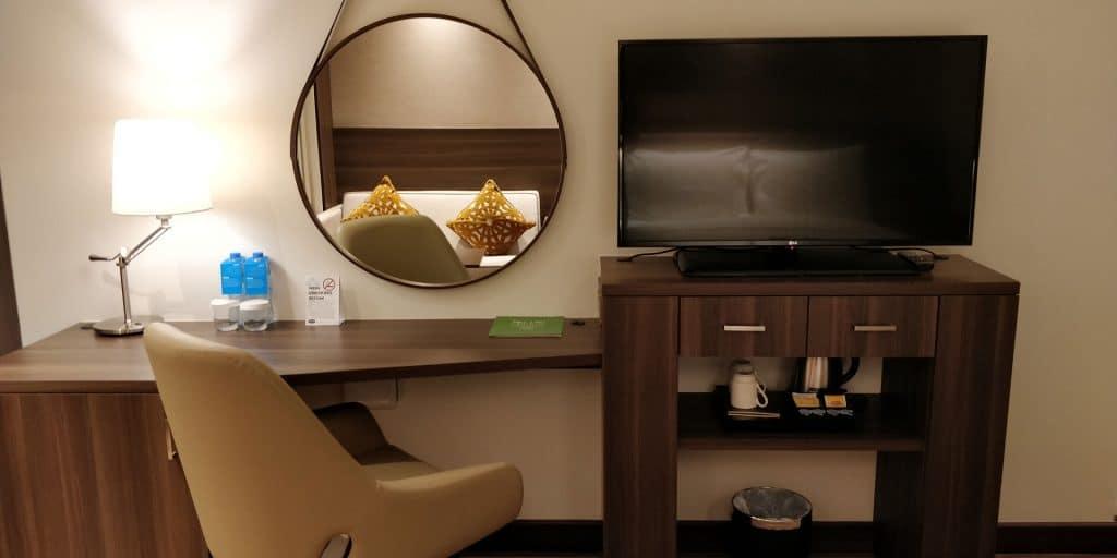 Hampton By Hilton Dubai Airport Zimmer 4