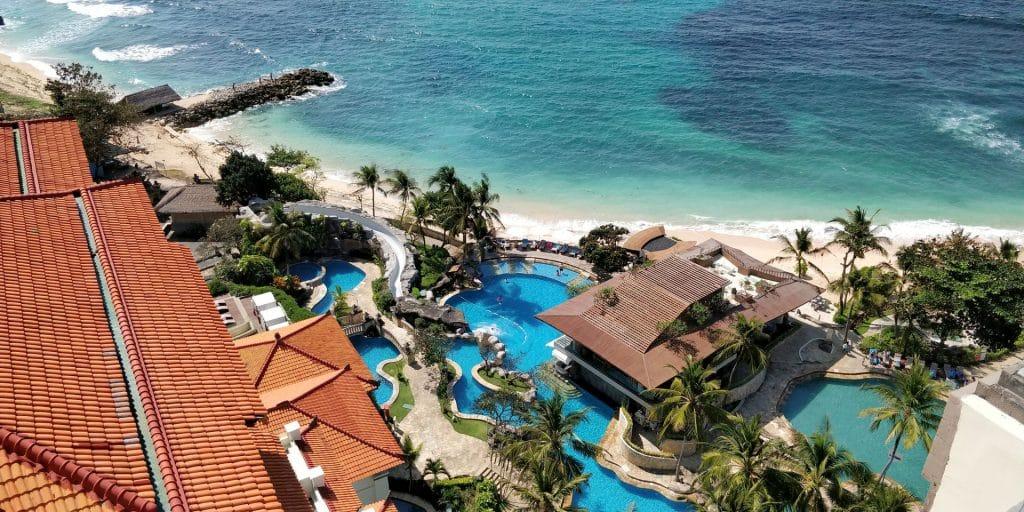 Hilton Bali Resort Aussichtsturm 2