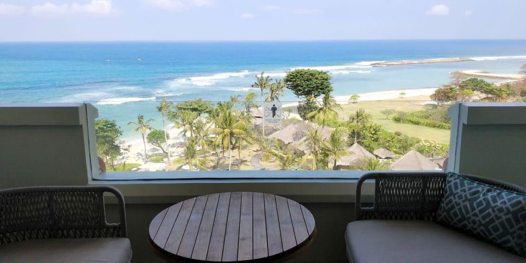 Hilton Bali Resort Balkon