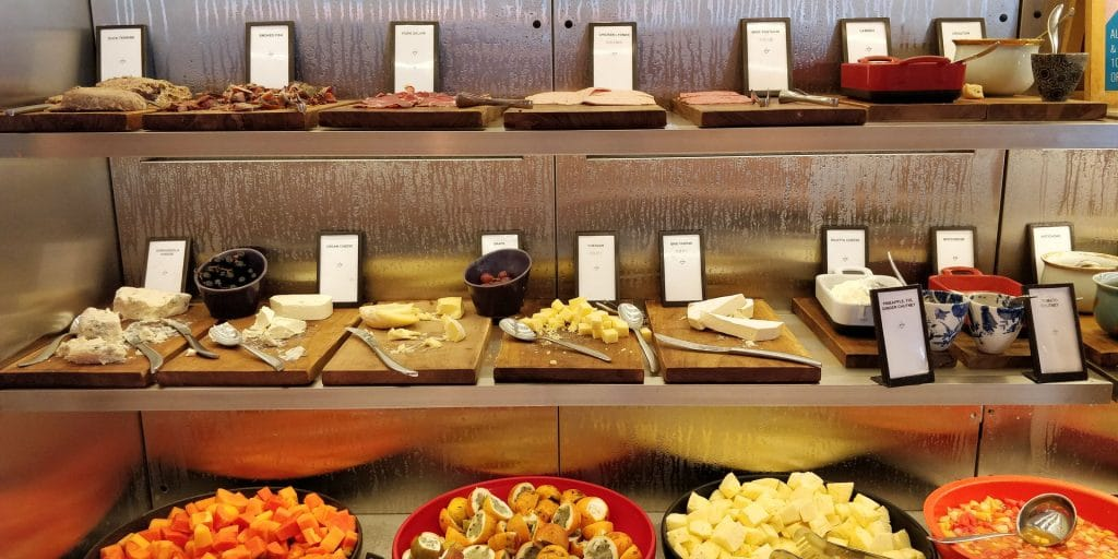 Hilton Bali Resort Frühstück 5