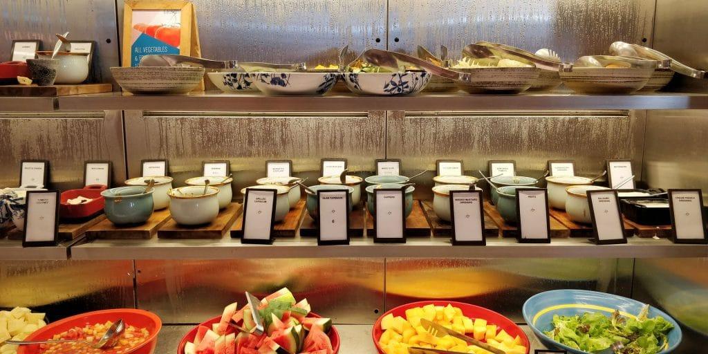 Hilton Bali Resort Frühstück 6