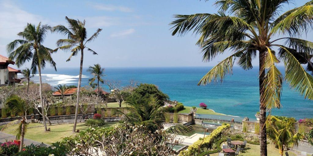 Hilton Bali Resort Gelände