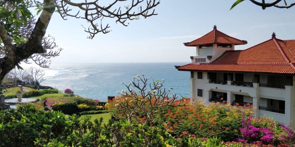 Hilton Bali Resort Gelände 2