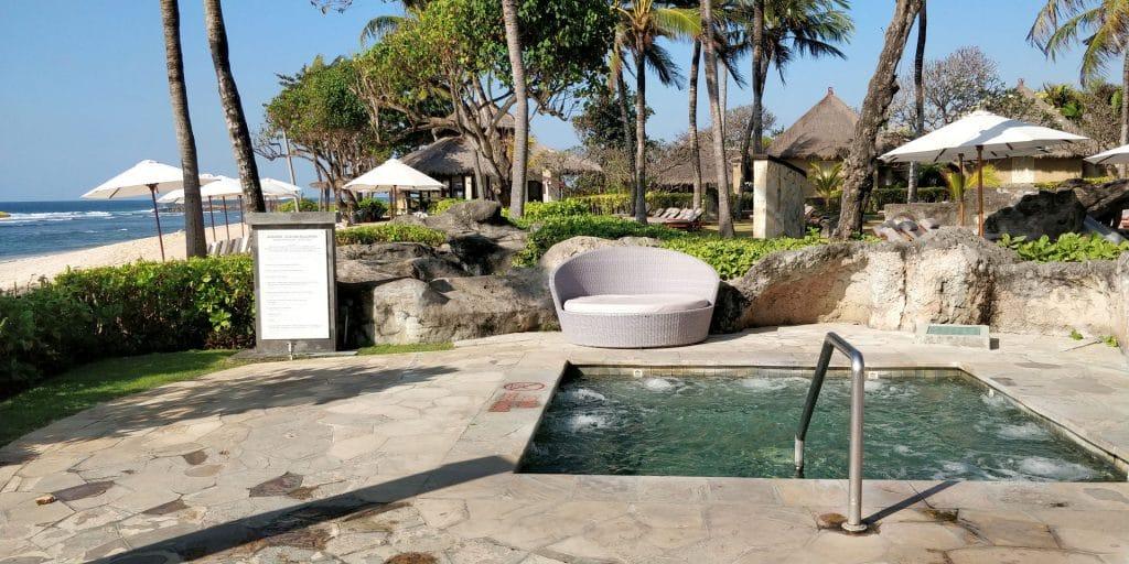 Hilton Bali Resort Pool 12