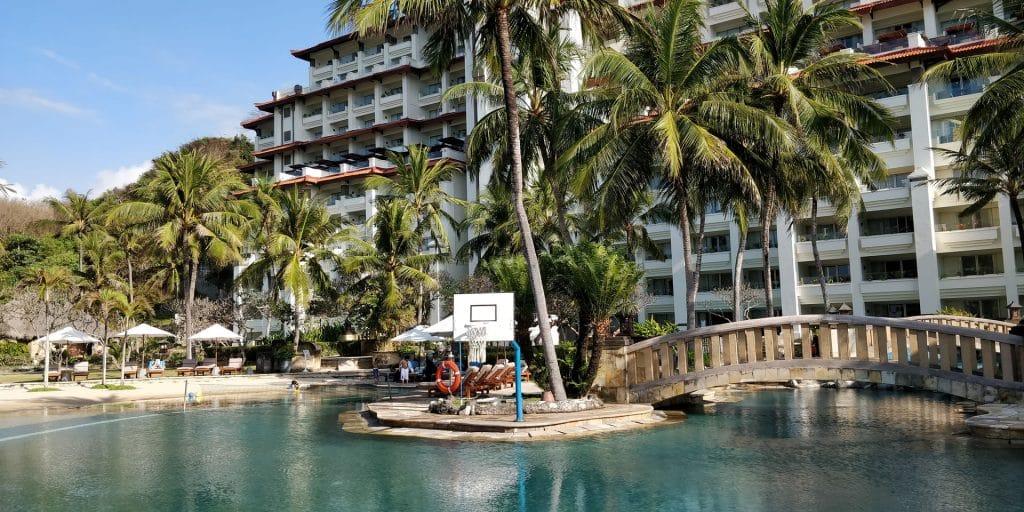 Hilton Bali Resort Pool 3
