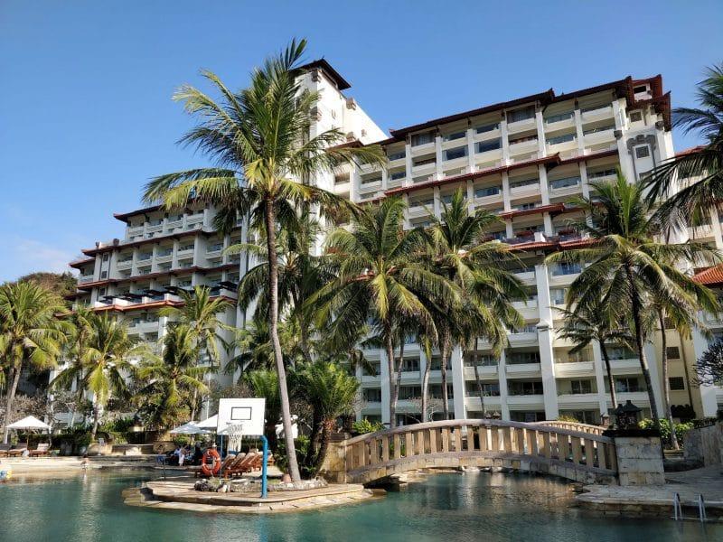 Hilton Bali Resort Pool 4