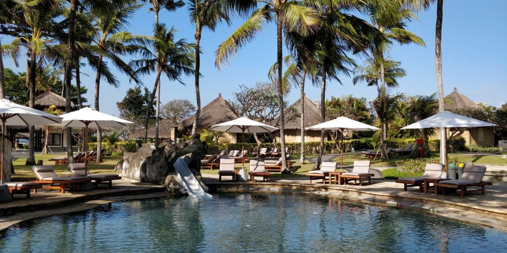 Hilton Bali Resort Pool 5