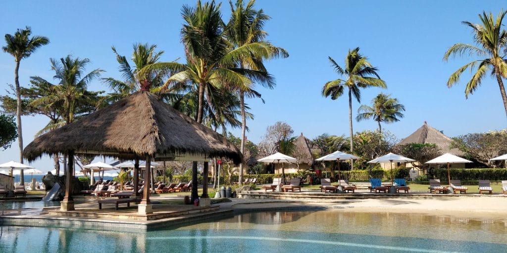 Hilton Bali Resort Pool 7