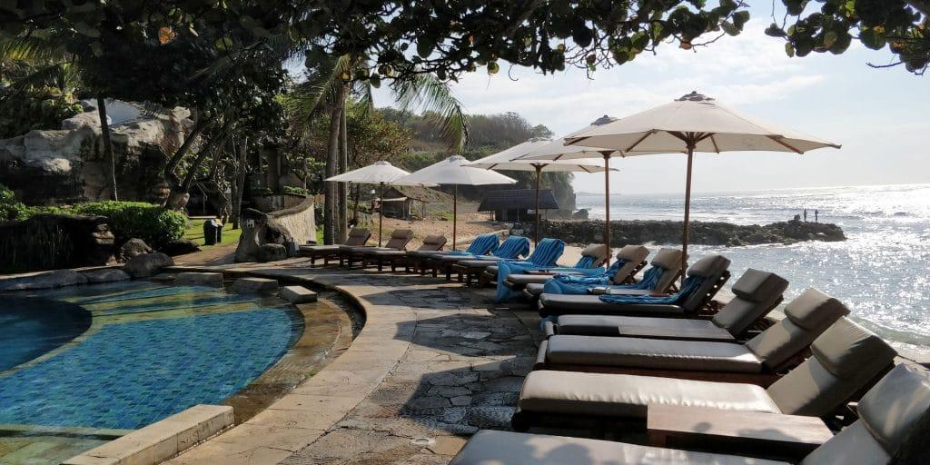 Hilton Bali Resort Pool 8
