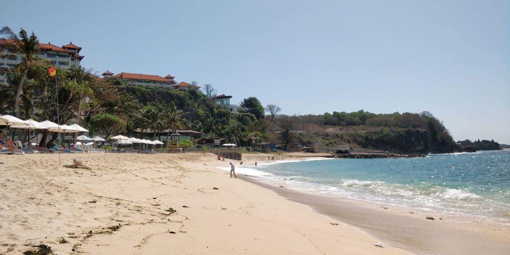 Hilton Bali Resort Strand 11