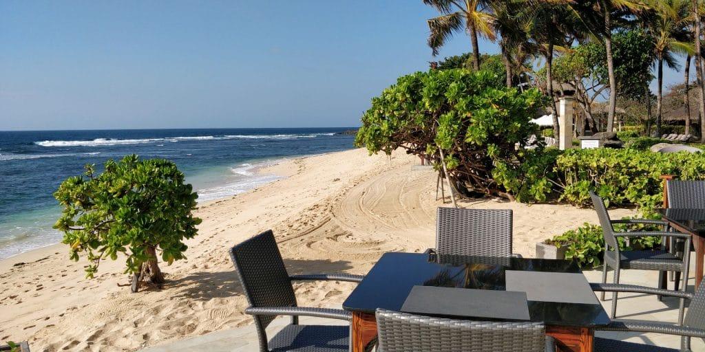 Hilton Bali Resort Strand 2