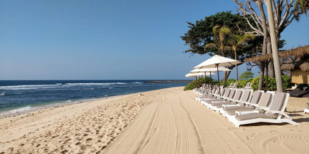 Hilton Bali Resort Strand 4