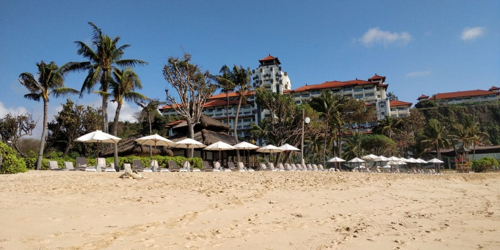 Hilton Bali Resort Strand 8