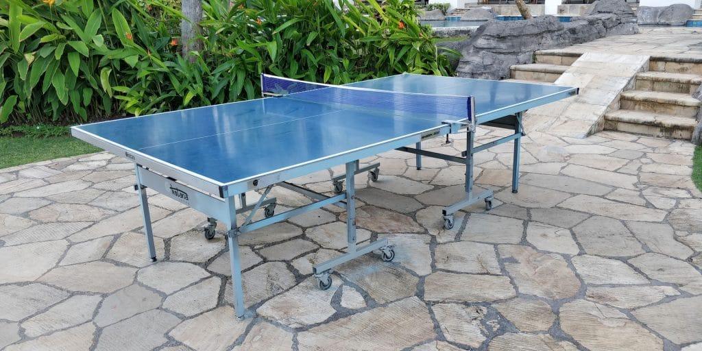Hilton Bali Resort Tischtennis
