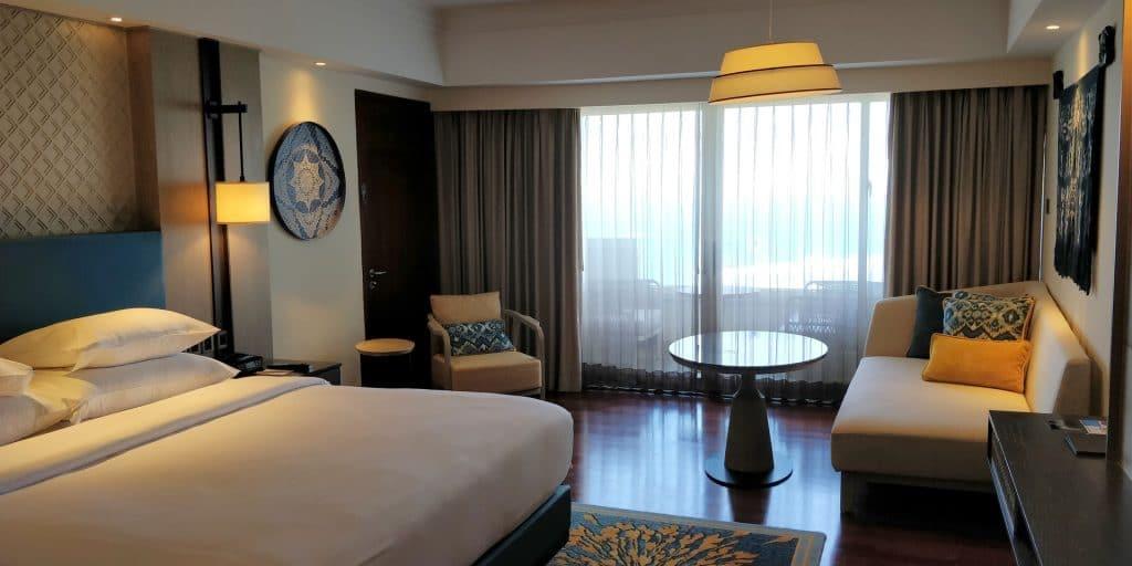 Hilton Bali Resort Zimmer