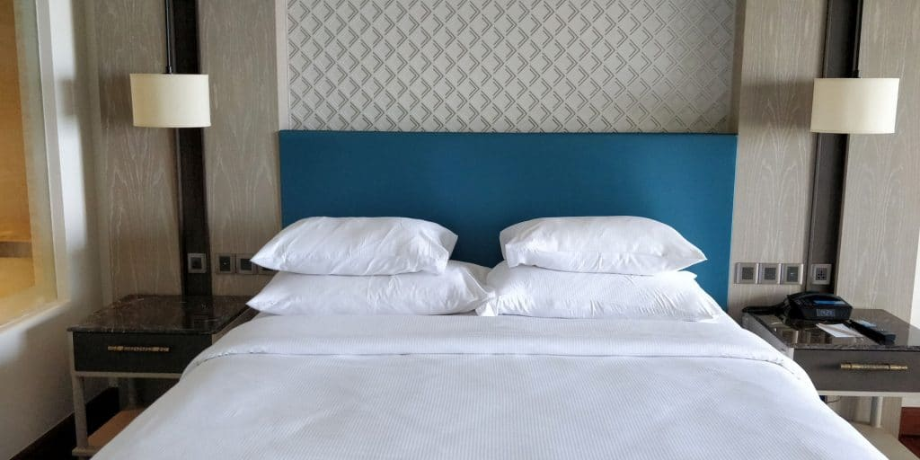 Hilton Bali Resort Zimmer 2