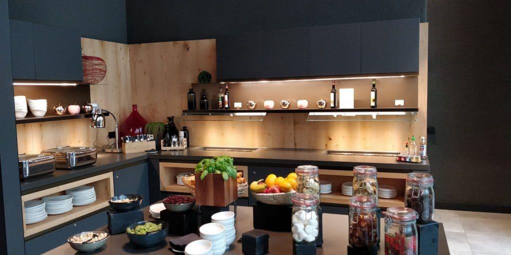 Hilton München Airport Executive Lounge 1