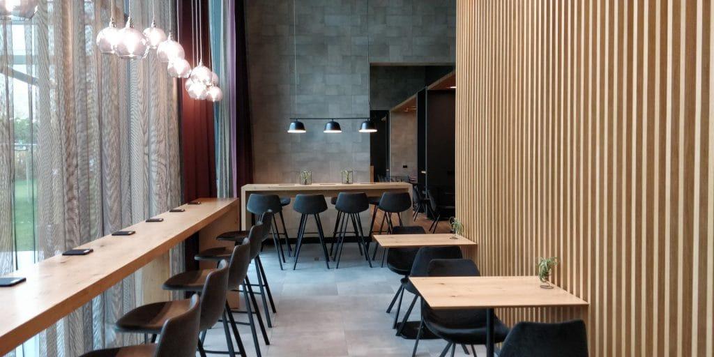 Hilton München Airport Executive Lounge 2