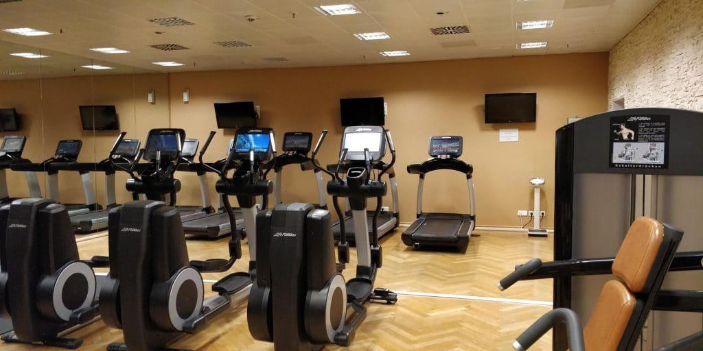 Hilton München Airport Fitness 2