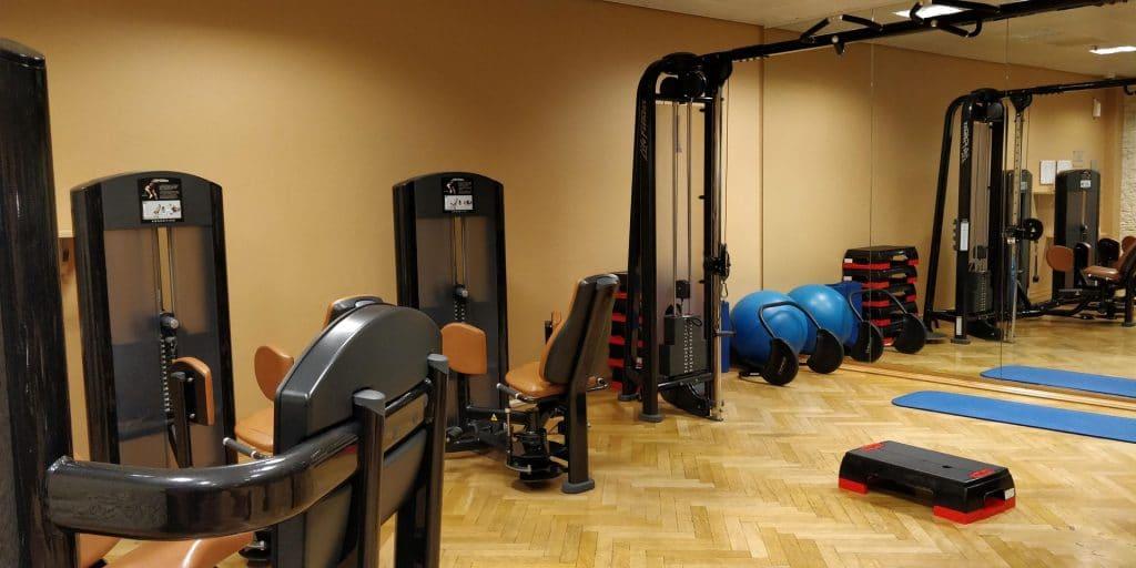 Hilton München Airport Fitness 3