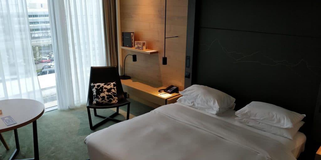 Hilton München Airport Zimmer 1