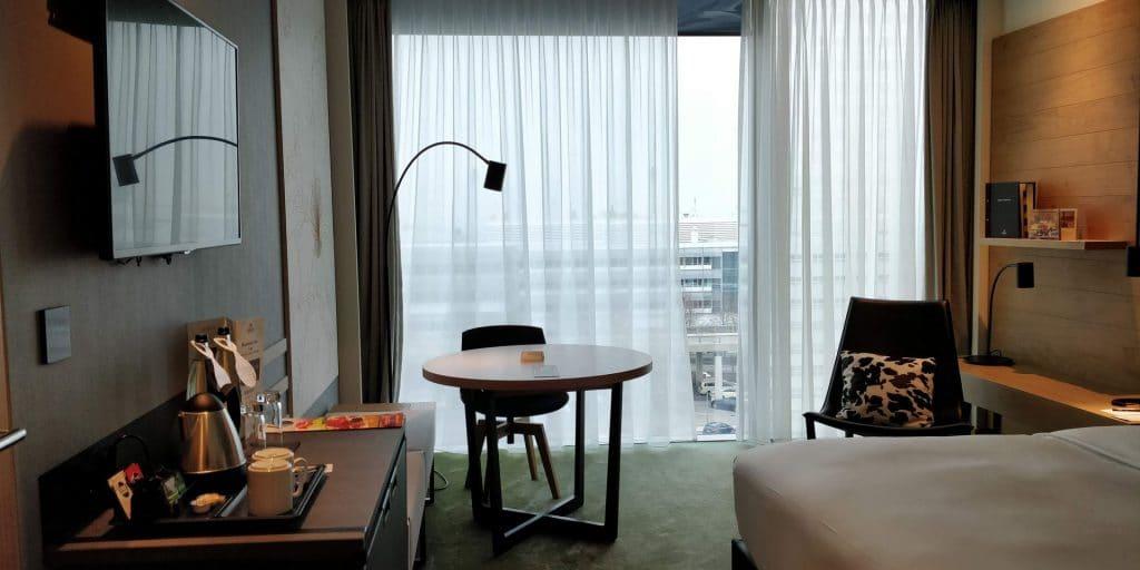 Hilton München Airport Zimmer 3
