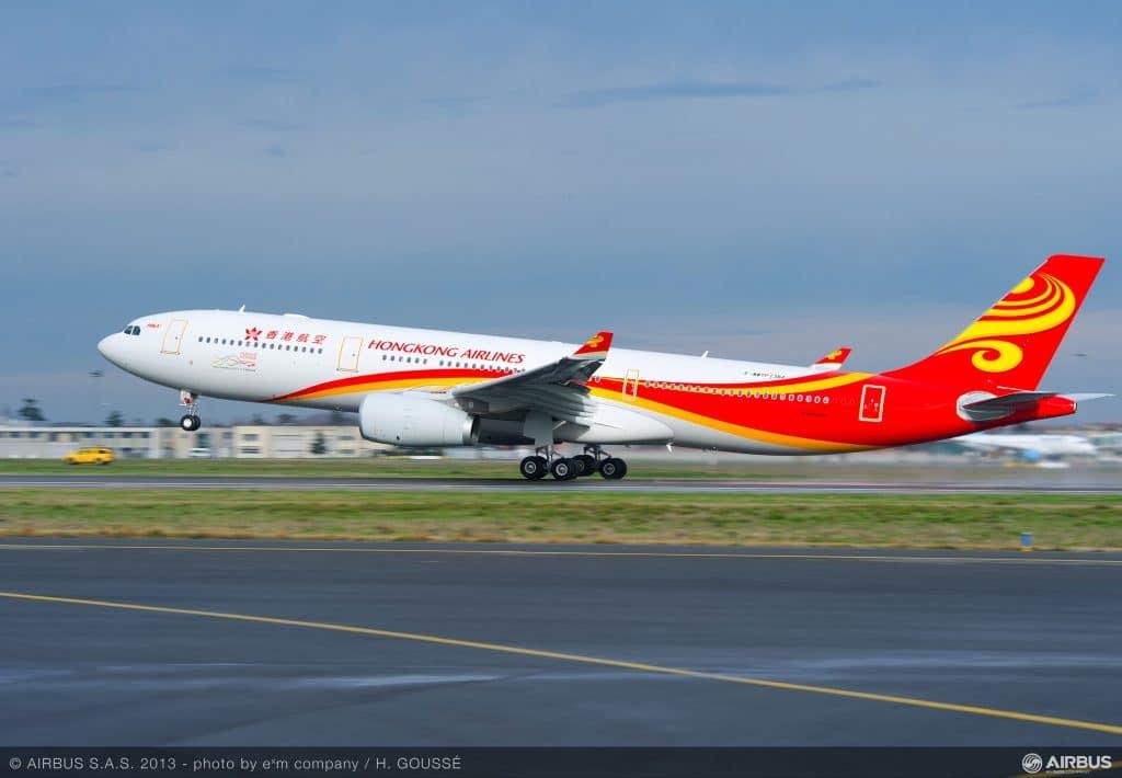 Hong Kong Airlines 2