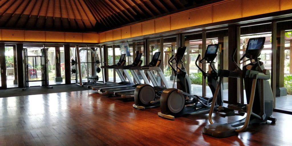 Hyatt Regency Bali Fitness 3