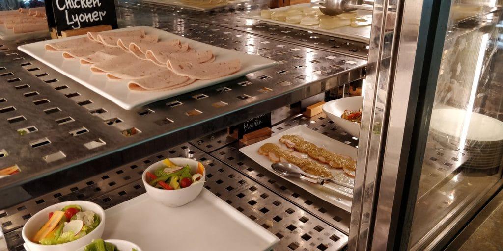Hyatt Regency Bali Lounge Frühstück 4
