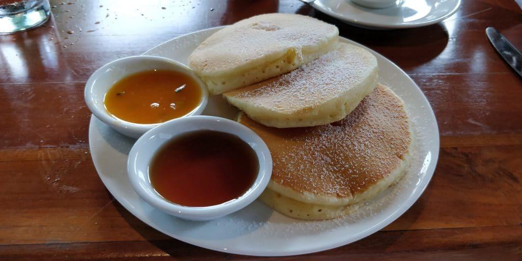 Hyatt Regency Bali Lounge Frühstück 7