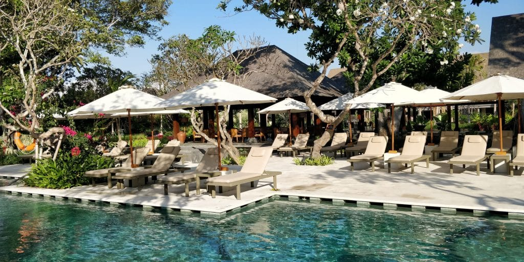 Hyatt Regency Bali Pool 4