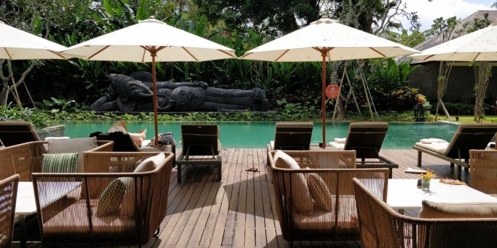 Hyatt Regency Bali Spa Pool 2