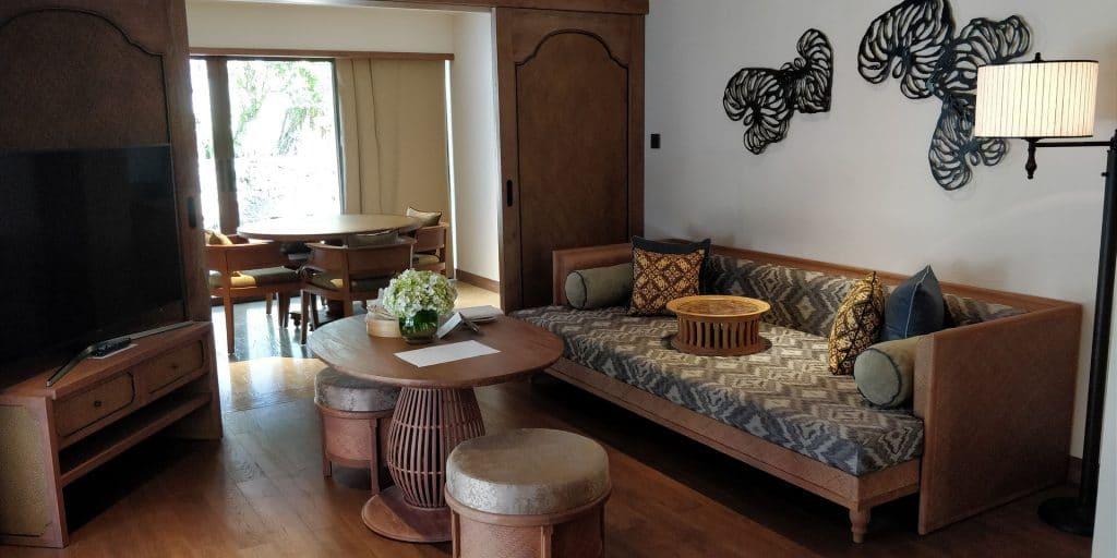 Hyatt Regency Bali Suite 12