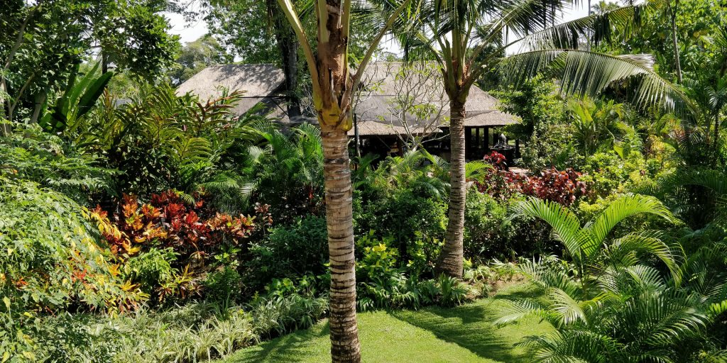 Hyatt Regency Bali Zimmer Ausblick