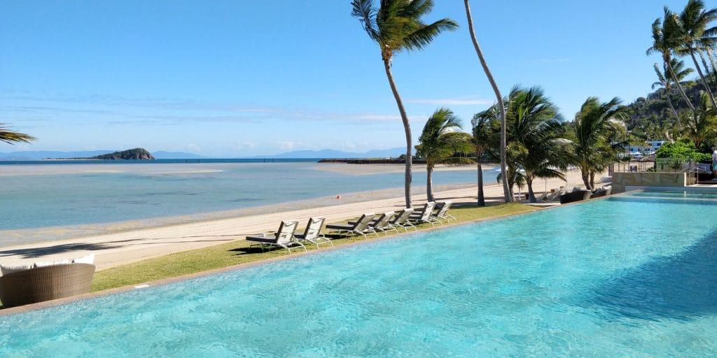 InterContinental Hayman Island Resort Pool 4