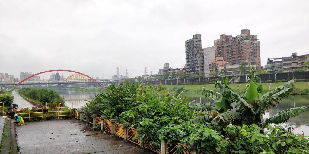 Keelung River Taipei 3