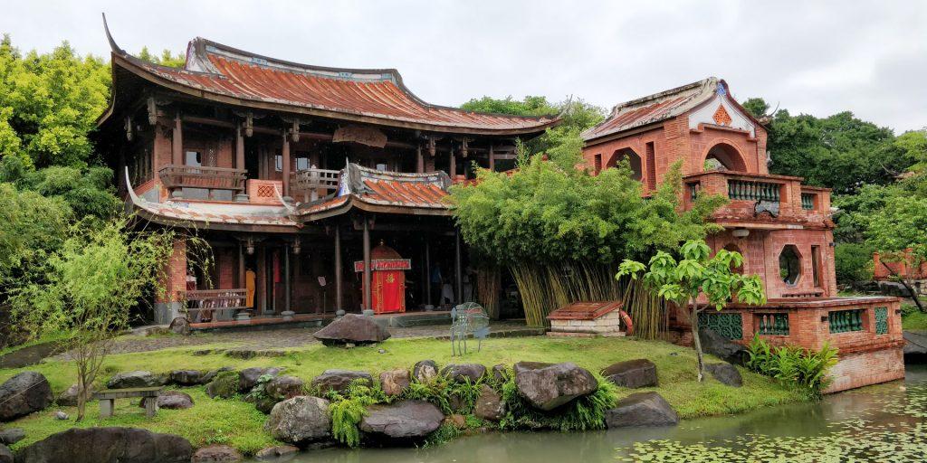 Lin An Tai Historical House Taipei 5