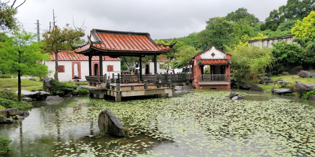 Lin An Tai Historical House Taipei 8
