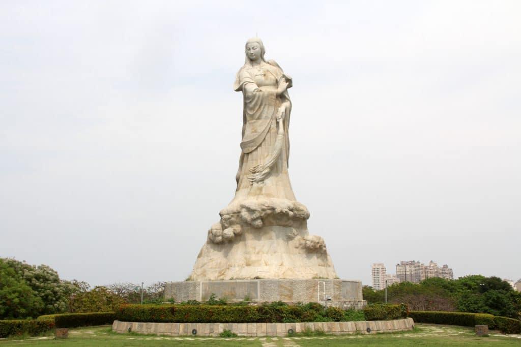 Lin Moniang Park Tainan