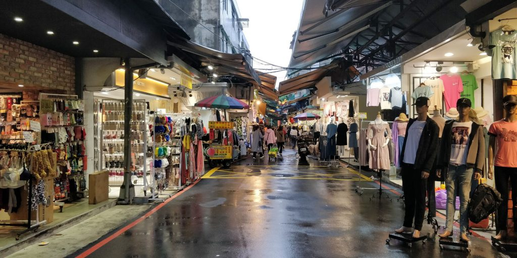 Markt Taipeh