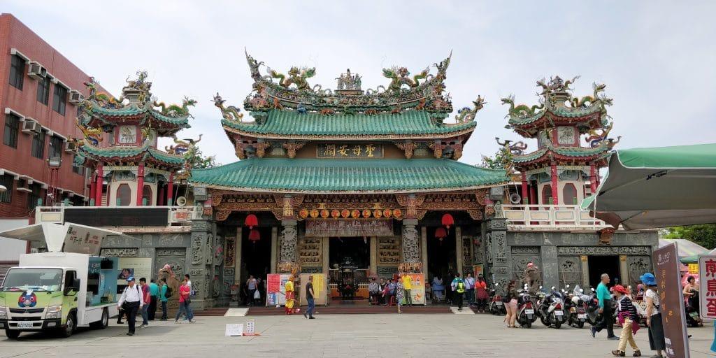 Mazu Temple Tainan 5
