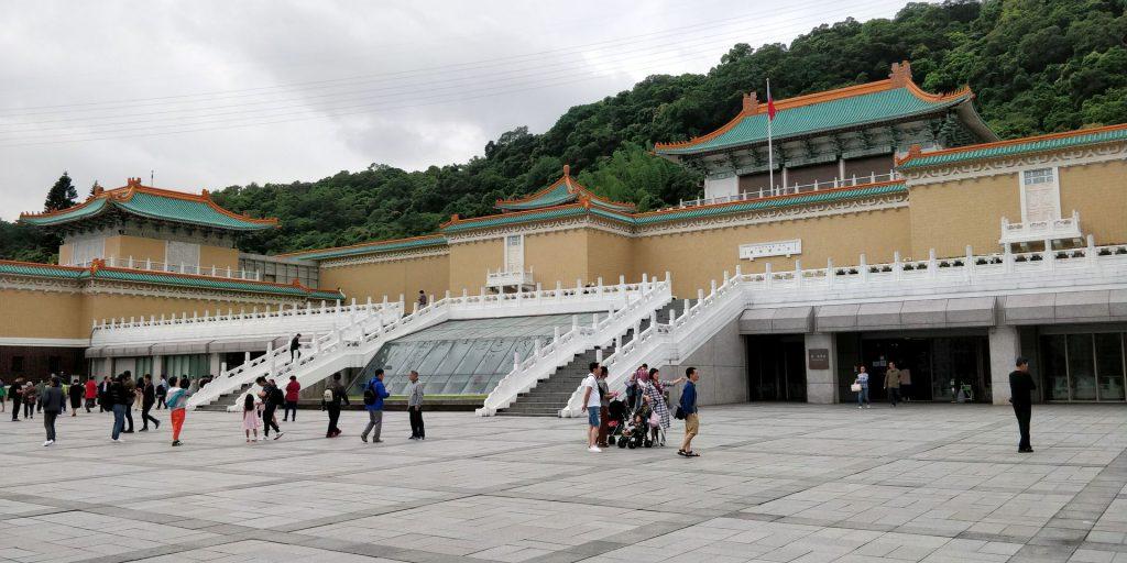 National Palace Museum Taipei 4