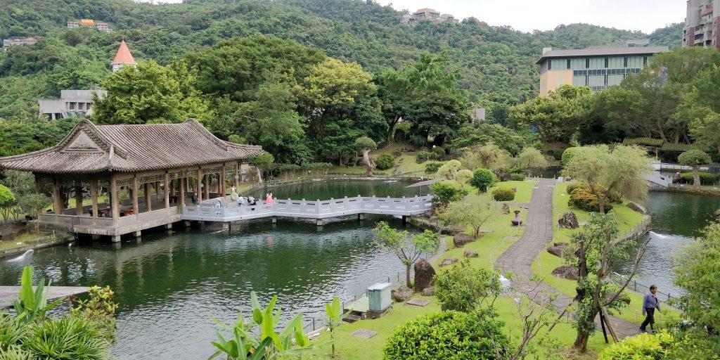 National Palace Museum Taipei Park