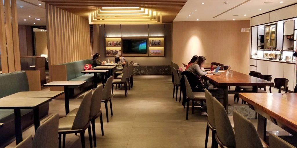 Plaza Premium Lounge Taipeh Terminal 1 3