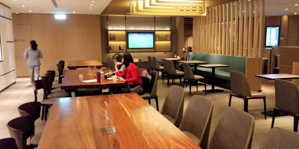 Plaza Premium Lounge Taipeh Terminal 1 4
