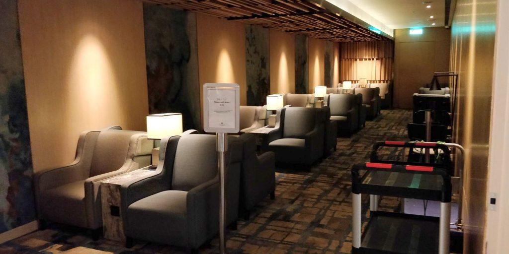 Plaza Premium Lounge Taipeh Terminal 1 5